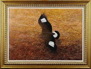 Rovfågel by Jan RHODIN