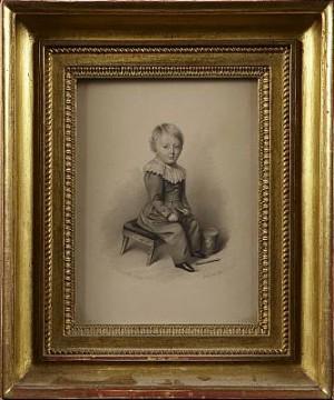 Barnporträtt by Maria Christina RÖHL