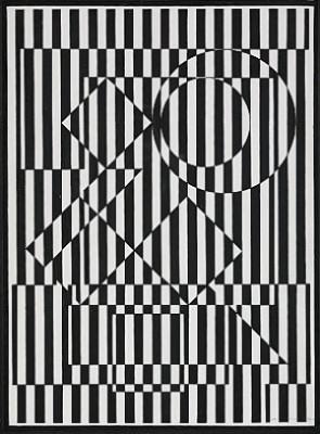 Corint by Victor VASARELY