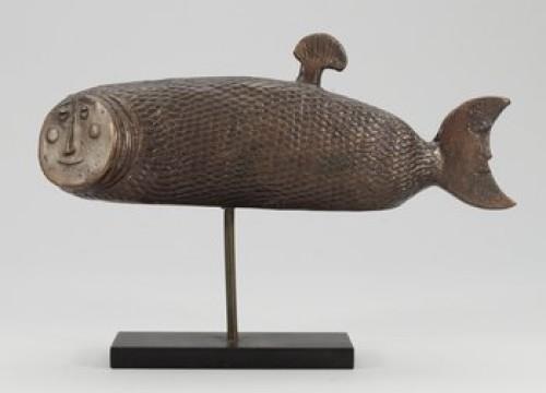 Fisk by Stig LINDBERG