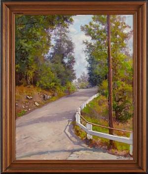 Landsvägen by Vassili Filippovich LEVI