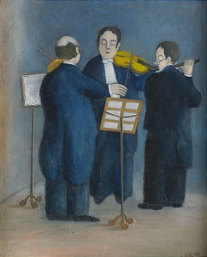 Orkester by Lennart JIRLOW