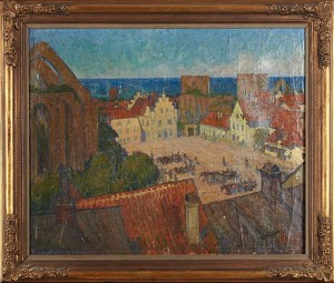 Visby by John ÖSTERLUND