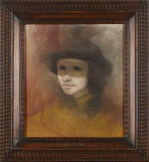 Porträtt by Gösta NORDBLAD