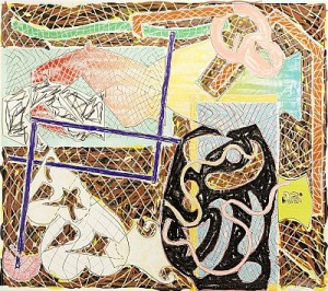 Shards Ii by Frank STELLA