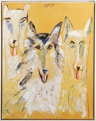 Hundar by Madelaine 'M Pyk' PYK