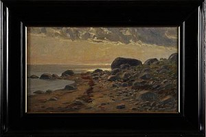 Motiv Från Kullaberg by Peter Adolf PERSSON