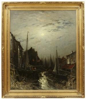 Månsken by Wilhelm Von GEGERFELT