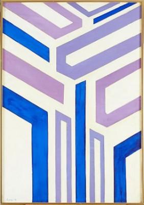 Kolonn by Einar LYNGE-AHLBERG