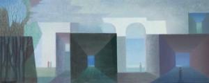 Fragment Av Morgonhimmel by Sven JONSON