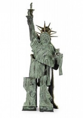 Statue Of Liberty by Fernandez ARMAN