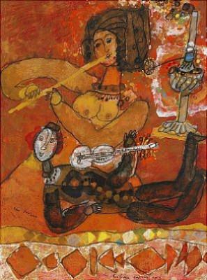 Les Mélodies Sont En Exil by Theo TOBIASSE