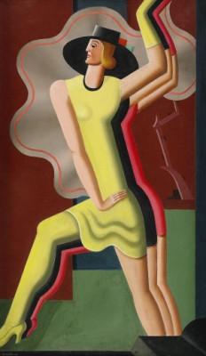Dansöser by Esaias THORÉN