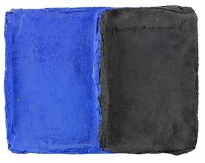 Tweeblauwzwart - Nr 4 by Bram BOGART