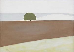 Träd Vid Havet - öland by Axel KARGEL