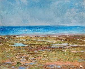 """havsbris – Luc-sur-mer"" by Carl Fredrik HILL"