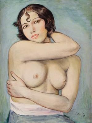 Marthe by Nils Von DARDEL