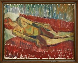 Nakenstudie by Manfred FLYCKT