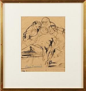 Pietà by Emile Henri BERNARD