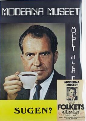 (2) Nixon - Moderna Museet by Kjartan SLETTEMARK
