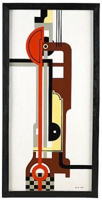 Första Maskinen (röda Maskinen) by Otto G. CARLSUND