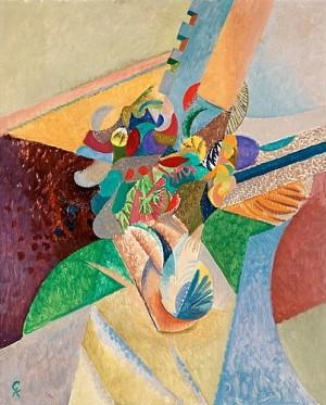 Komposition by Greta KNUTSON-TZARA