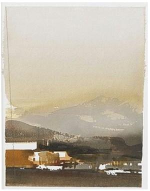 Motiv Från Lofoten by Lars LERIN