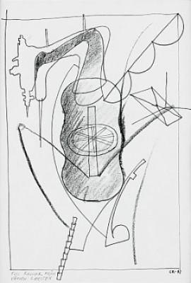 Insekt-symaskin (lautréamont) by Carsten REGILD