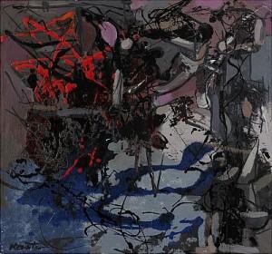 Peinture A by Tadeusz KANTOR
