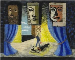 Tre Ansikten by Esaias THORÉN