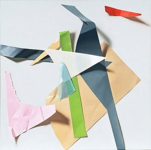 Papersalad by Yrjö EDELMANN