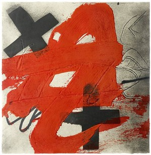 A.t. by Antoni TAPIES