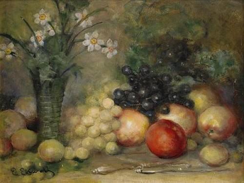 Stilleben Med Frukter by Emma EKWALL
