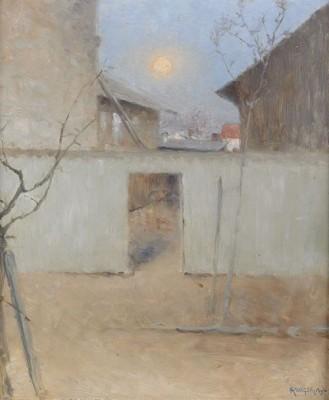 Aprilafton - Varberg by Nils KREUGER