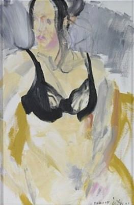 Kvinna by Tommy ÖSTMAR