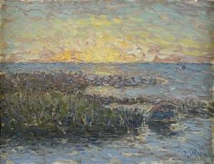 Solbelyst Hav by Per EKSTRÖM