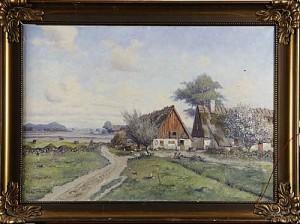 Skånegård by Carl MÅNSSON