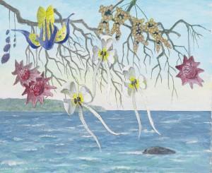 Okänd Flora by Karl Axel PEHRSON