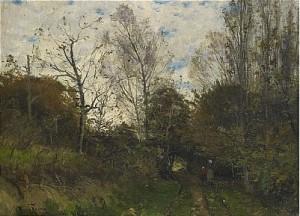 Grez-sur-loing by Oscar TÖRNÅ