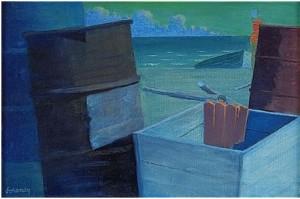 En Fiskares Miljö by Waldemar LORENTZON
