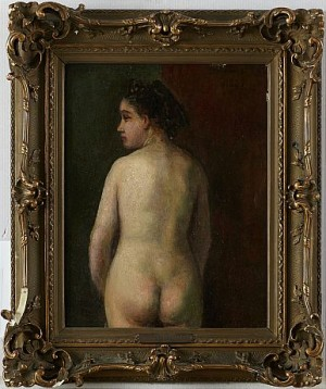 Modell by Théodule Augustin RIBOT