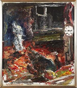 Demonisk Förföljare by Tom KRESTESEN