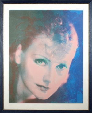 Greta Garbo, New Age by Rupert Jasen SMITH