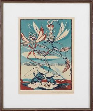 Insekter by Paul René GAUGUIN
