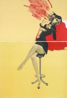 Woman by Allen JONES