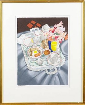 Frukostbricka by Ulf GREDER