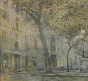 La Place Du Furstenberg I by Ola BILLGREN