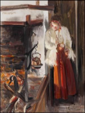 I Eldstadens Sken by Ingrid RUIN