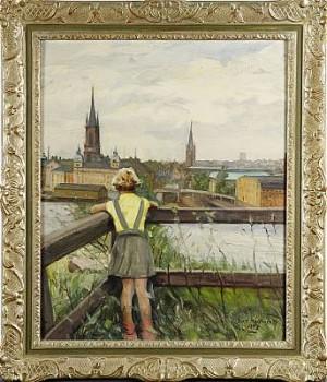Utsikt Från Söder by Gustaf MAGNUSSON