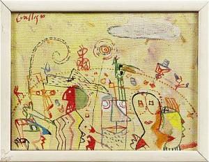 Circus by Jorge KRALLIS